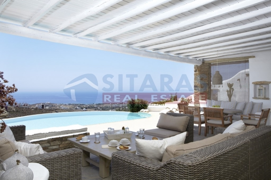 (For Rent) Residential Villa || Cyclades/Tinos Chora - 300 Sq.m, 7 Bedrooms