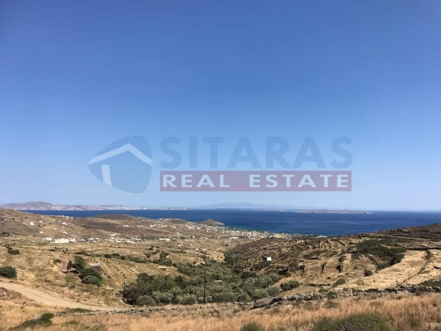 (For Sale) Land Agricultural Land  || Cyclades/Tinos Chora - 7.564 Sq.m, 170.000€