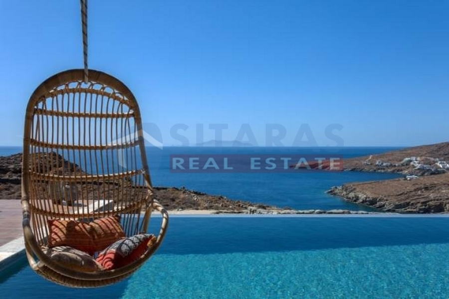 (For Sale) Residential Villa || Cyclades/Tinos-Exomvourgo - 240 Sq.m, 4 Bedrooms, 1.350.000€